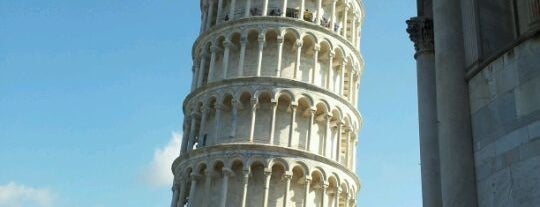 Pisa is one of Italy 2011.