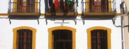Ayuntamiento de Mairena del Aljarafe is one of Ayuntamientos Sevilla.