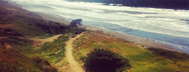Fort Funston is one of Team Community takes on SF!.