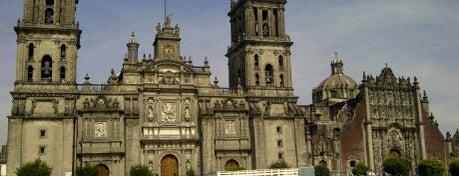 Catedral Metropolitana de la Asunción de María is one of Trips / Mexico.
