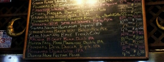 Lunar Brewing Company is one of Because Beer..