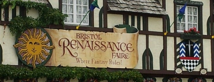 Bristol Renaissance Faire is one of Favorite Arts & Entertainment.