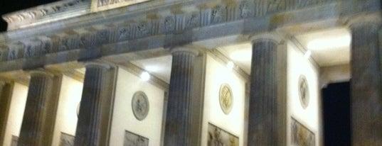 Brandenburg Gate is one of I Love Berlin!.