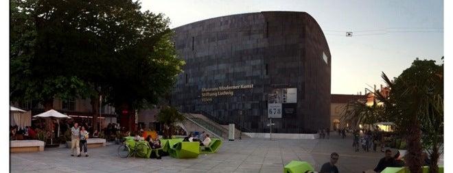 Mumok - Museum Moderner Kunst Stiftung Ludwig Wien is one of Museen & Ausstellungen im MQ.