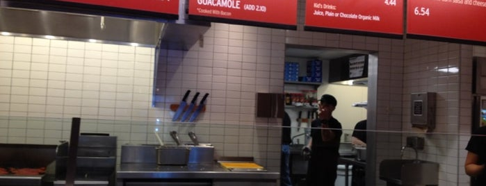 Chipotle Mexican Grill is one of Guide to Freehold's best spots.