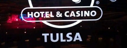 Hard Rock Hotel & Casino is one of Livin' on Tulsa Time.