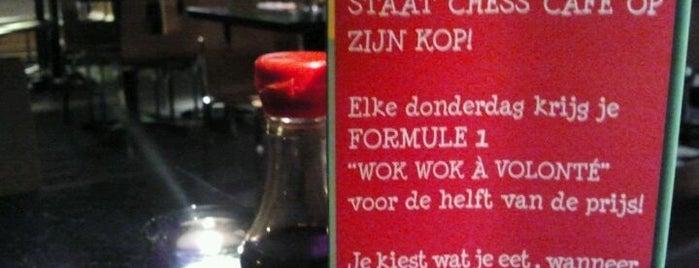 Chess Café is one of Restaurants Limburg - België.