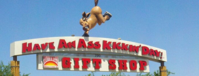 Ass Kickin is one of The best spots in Goodyear/Avondale, AZ! #visitUS.