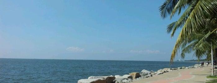 Wonnapa Beach is one of My TripS :).