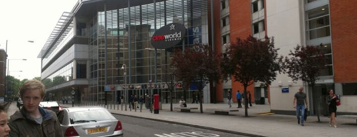 Cineworld is one of Main places.