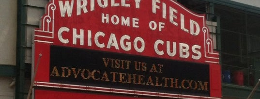 Wrigley Field is one of Hipsqueak Awards Nominees.