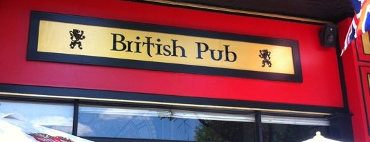Union Jack's British Pub is one of Local Redskins Rally Bars.