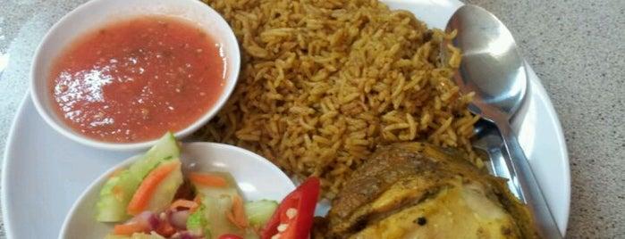 Restoran Jawaher is one of Makan @ Pahang #1.