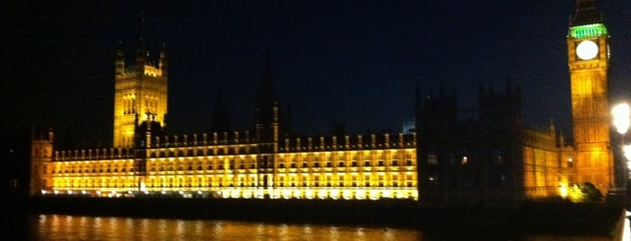 Westminster Bridge is one of Places to Visit in London.