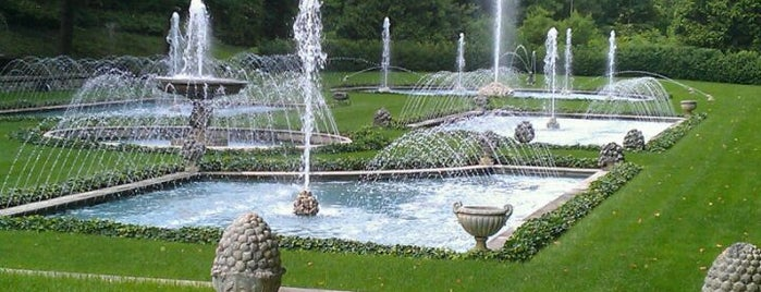 Longwood Gardens is one of Best Places to Check out in United States Pt 4.