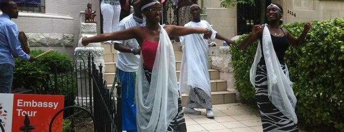 Embassy Of The Republic of Rwanda is one of Members.