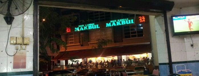 Restoran Makbul Nasi Kandar is one of All-time favorites in Malaysia.