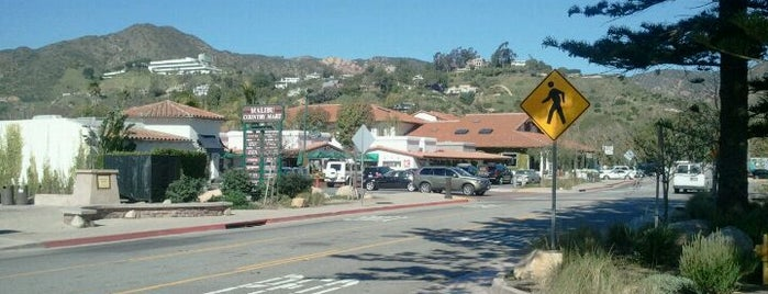 Malibu Country Mart is one of Guide to Los Angeles's best spots.