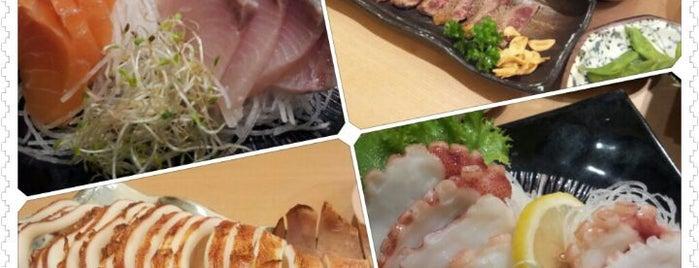 Sushi Zanmai (壽司三味) is one of Cool KL.