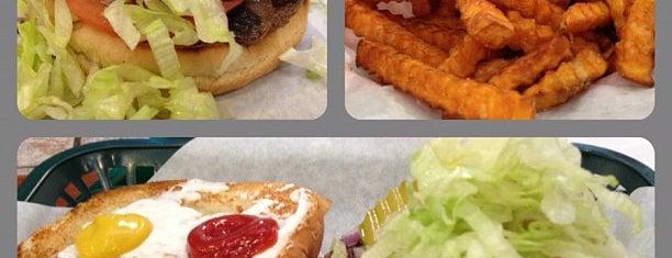 Gazeebo Burgers & More is one of Burgers.