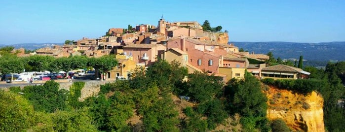 Roussillon is one of Trips / Vaucluse, France.