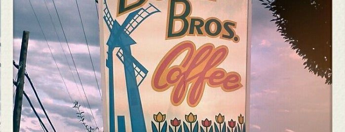Dutch Bros. Coffee is one of My Saved Places.