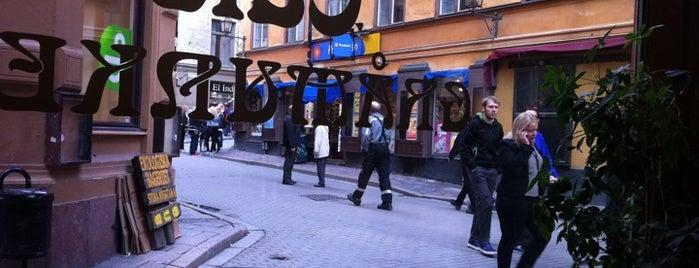 Cafe Gråmunken is one of Stockholm cafes with Wifi.