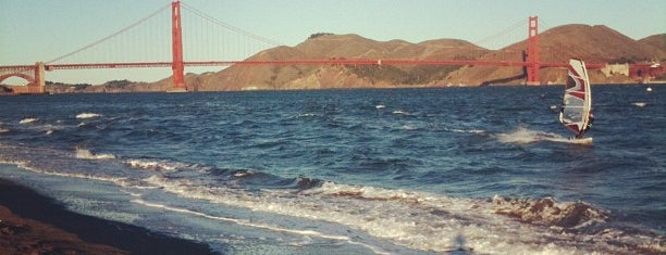 Crissy Field is one of Must-Visit Great Outdoors in San Francisco.