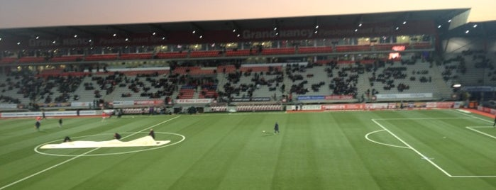 Stade Marcel Picot is one of Stades de Ligue 1.