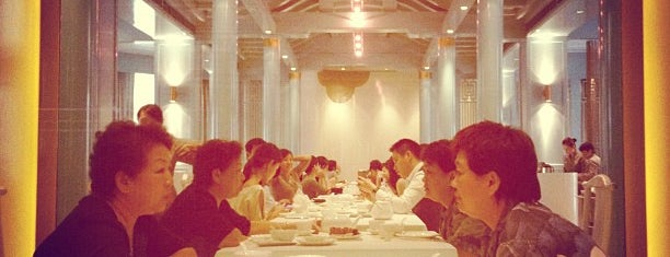Royal China at Raffles is one of Dimsum trail in Singapore.
