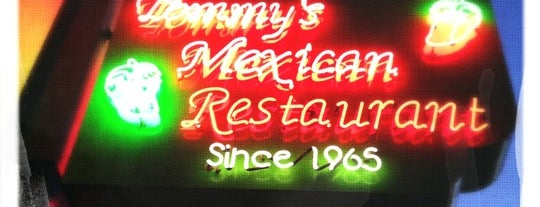 Tommy's Mexican Restaurant is one of San Francisco City Guide.