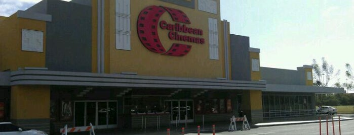 Caribbean Cinemas Plaza Del Caribe is one of Ponce #4sqCities.