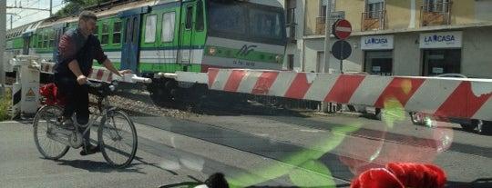 Stazione Seveso is one of Linee S e Passante Ferroviario di Milano.