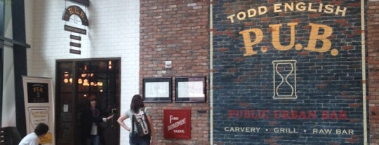 Todd English Pub is one of Las Vegas City Guide.