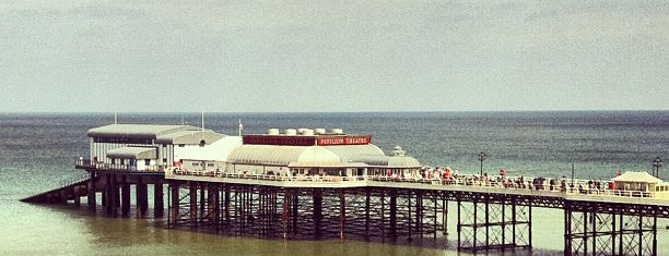 Cromer Pier is one of Top picks for Other Great Outdoors.