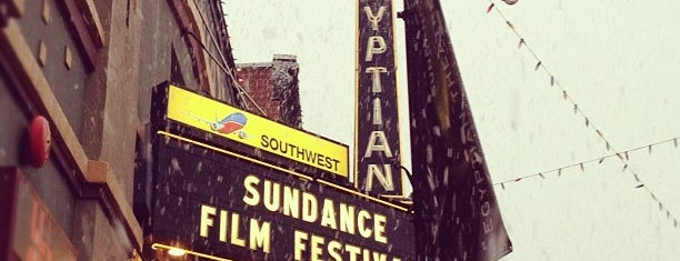 Sundance Film Festival is one of Excellent!.