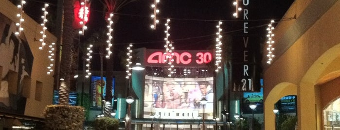AMC Orange 30 is one of Theaters.