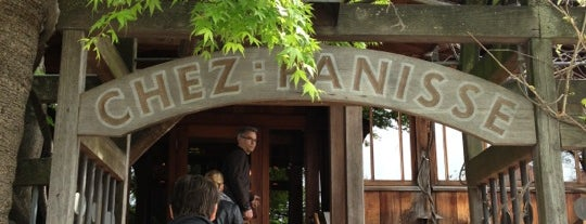 Chez Panisse is one of SF.