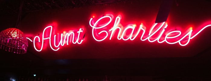 Aunt Charlie's Lounge is one of SF Bars.