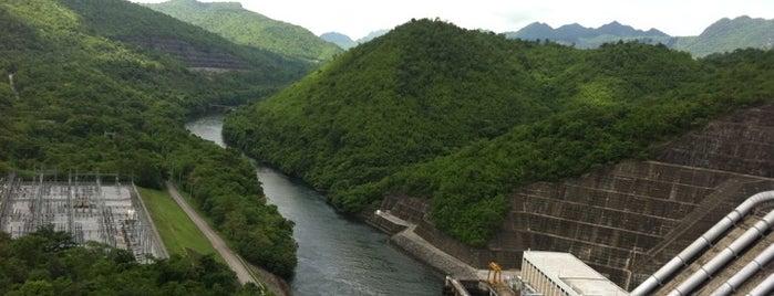 Srinakharin Dam is one of My TripS :).