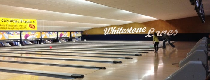"Whitestone Lanes Bowling Centers is one of ""Be Robin Hood #121212 Concert"" @ New York!."