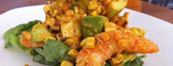 Pondicheri is one of Houston's Best Asian Restaurants - 2012.