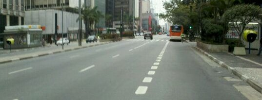 Avenida Paulista is one of em Sampa.