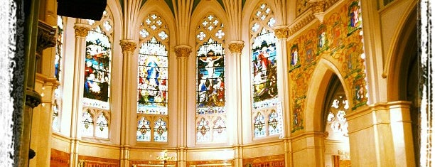Cathedral of the Immaculate Conception is one of Sacred Sites in Upstate NY.