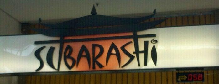 Subarashi is one of Shopping SP Market.
