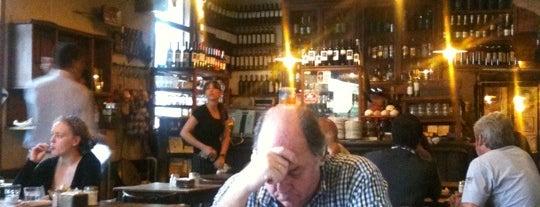 Café Margot is one of Mis Bares Porteños, Buenos Aires, Argentina.