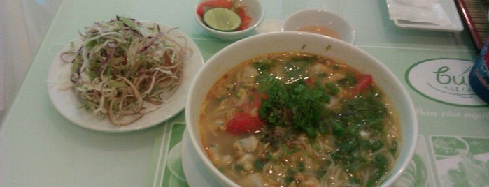 Bún Sài Gòn is one of Đồ ăn sài gòn.