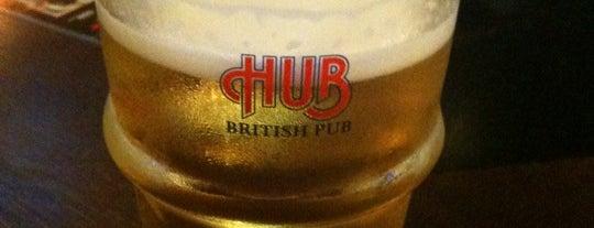 HUB 外苑前店 is one of HUB.