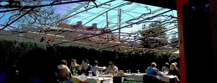 Restaurante Los Abuelos is one of Tania.