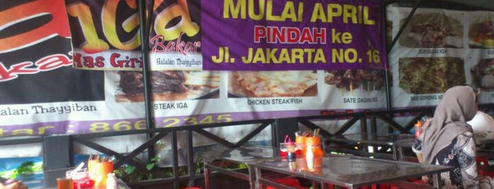 Iga Bakar Mas Giri is one of bersama2.